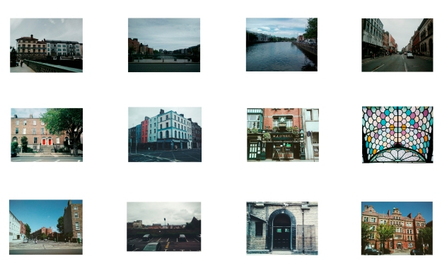 Postales de Dublín