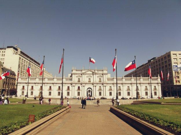Palacio de la Moneda