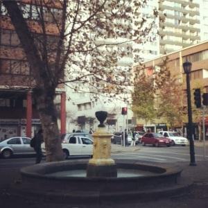Alguna plaza en Riquelme